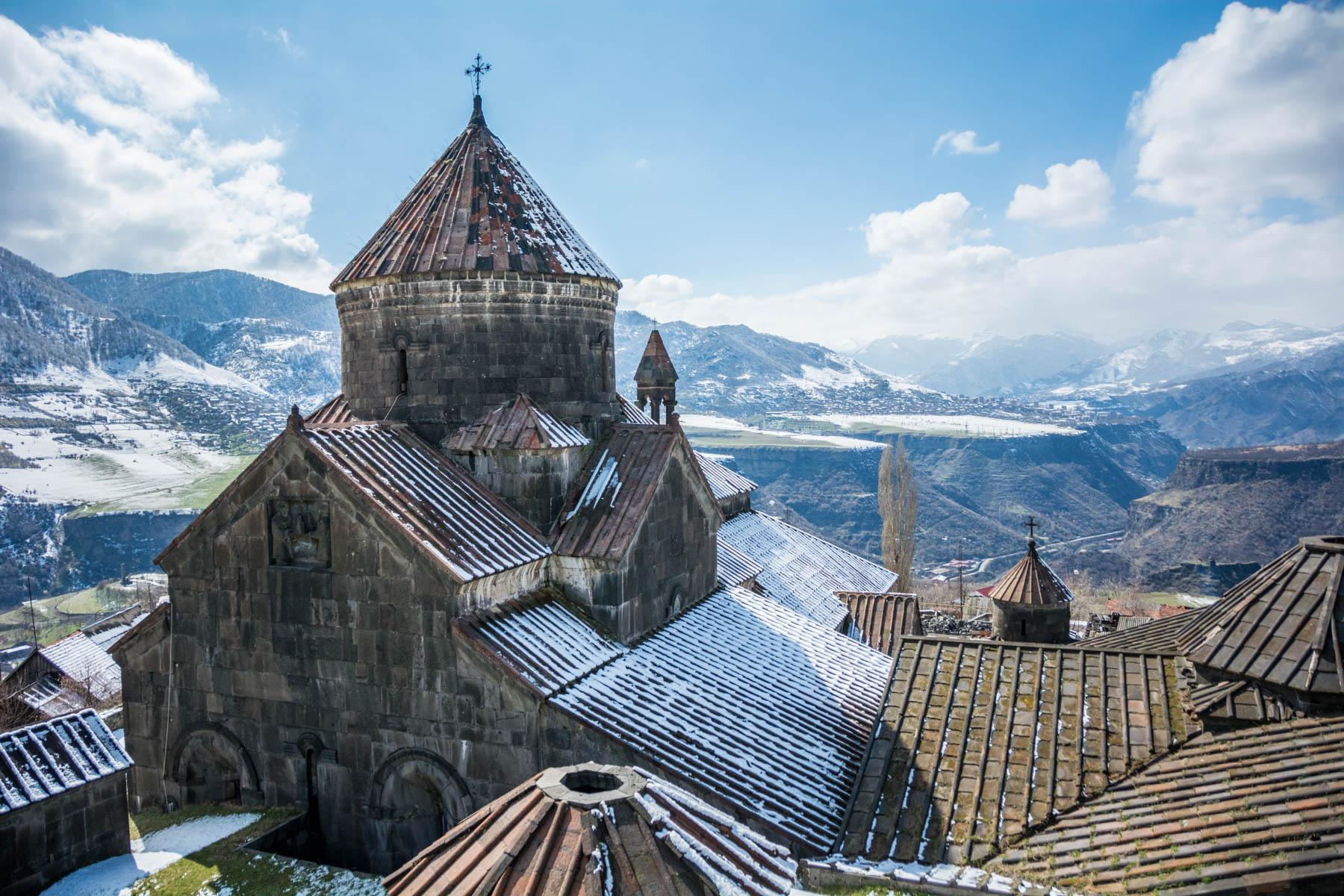 En este momento estás viendo Armenia ingresa lentamente en el mundo Crypto