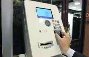 Lee más sobre el artículo 3.500+ cajeros automáticos Bitcoin en el mundo