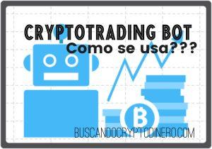 Lee más sobre el artículo CryptoTrading como usar el BOT (Tutorial)