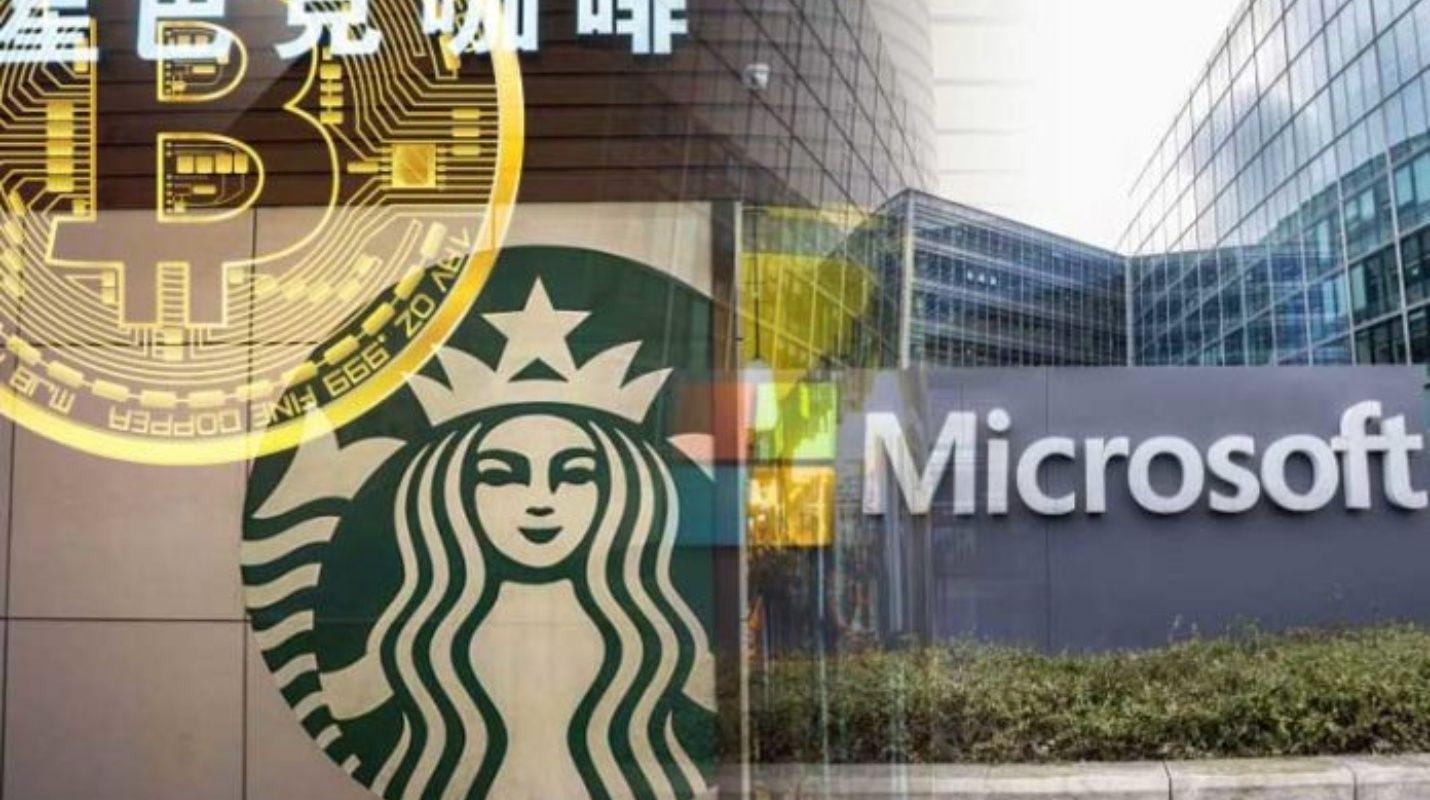 En este momento estás viendo Bakkt criptos con Microsoft, Starbucks y NYSE
