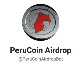 Lee más sobre el artículo AirDrop 8 USD con PeruCoin