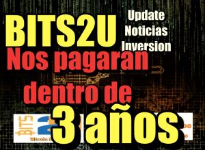 Lee más sobre el artículo BITS2U «Nuevo Comunicado» nos pagaran cada 6 meses