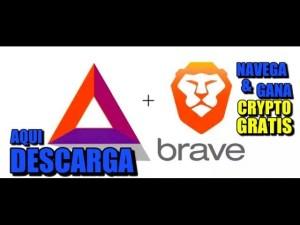 Lee más sobre el artículo Gana Crypto GRATIS por NAVEGAR en Internet con BRAVE y BAT