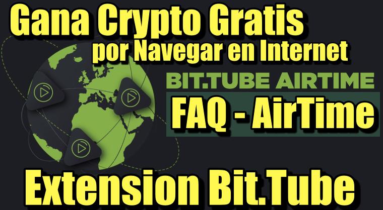 En este momento estás viendo FAQ Bit.Tube Extension: AirTime