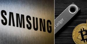 Lee más sobre el artículo Samsung invierte $ 2,9 millones en LEDGER de billetera de hardware criptográfico