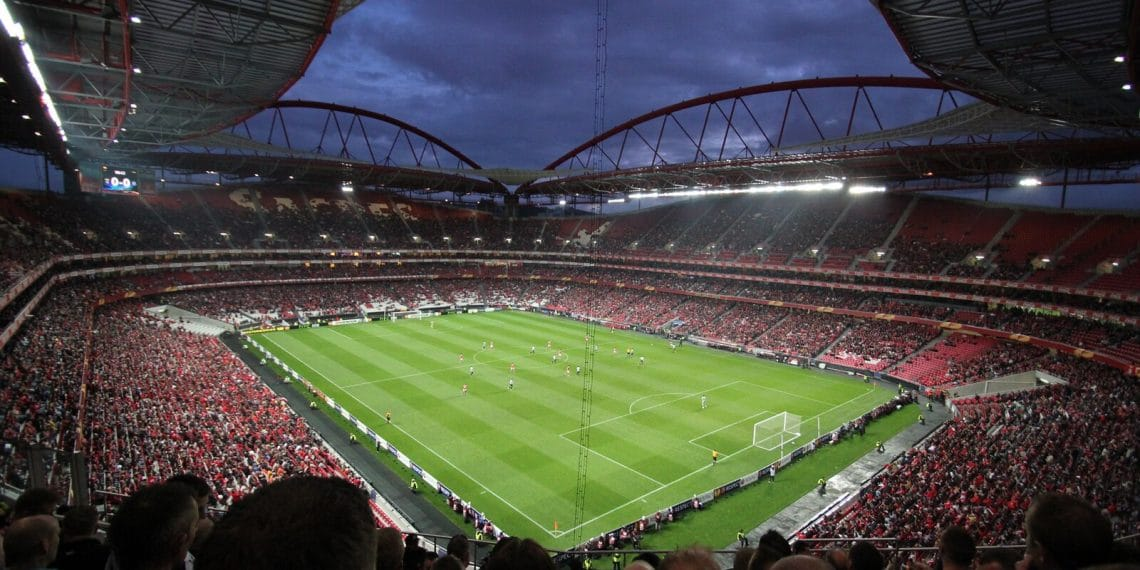 En este momento estás viendo Club Benfica acepta pagos con criptomonedas en su tienda virtual