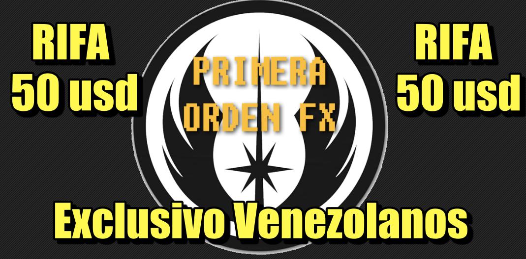 En este momento estás viendo Rifa 50 usd «Exclusivo Venezolanos»: De Mane Ibarra (Primera Orden FX)