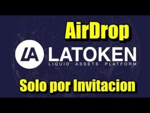 Lee más sobre el artículo Airdrops LAToken en la mira