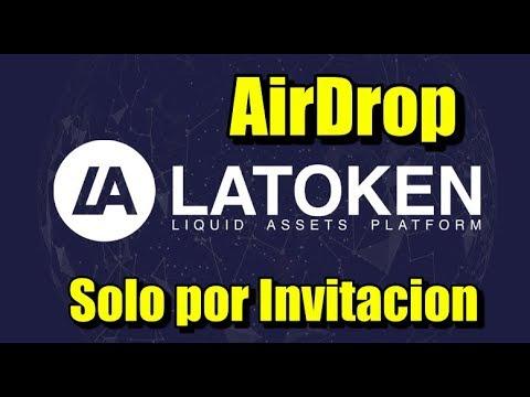 En este momento estás viendo Airdrops LAToken en la mira