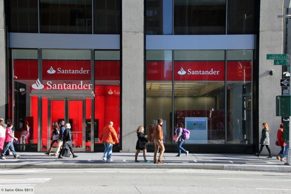 En este momento estás viendo Santander y Mitsubishi invierten USD 14 millones en una startup que emite tokens regulados