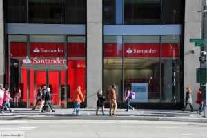 Lee más sobre el artículo Santander y Mitsubishi invierten USD 14 millones en una startup que emite tokens regulados
