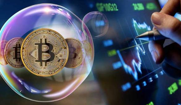 En este momento estás viendo La administración de Trump explotó la burbuja de Bitcoin 2017, dice el ex presidente de CFTC