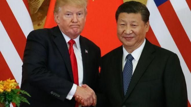 En este momento estás viendo Estados Unidos dice que está cerca de finalizar partes de un acuerdo comercial con China