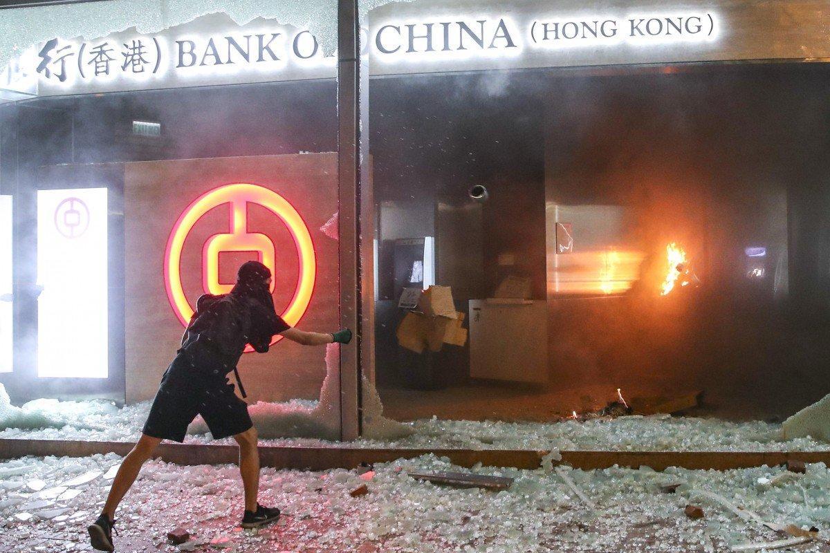 En este momento estás viendo Por qué Bitcoin: los cajeros automáticos de Hong Kong se han quedado sin efectivo, dicen los locales