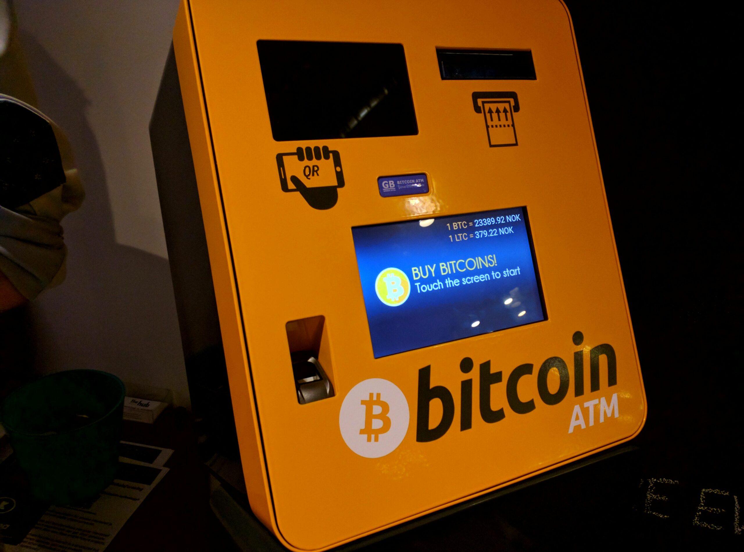 En este momento estás viendo IRS se centra en posibles actividades ilícitas facilitadas por cajeros automáticos de Bitcoin: oficial