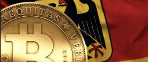Lee más sobre el artículo Cryptos como Bitcoin no son dinero real: Parlamento Aleman