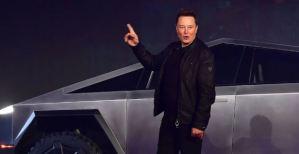 Lee más sobre el artículo Tesla sube después de que Musk dice que Cybertruck tiene más de 200,000 pedidos anticipados