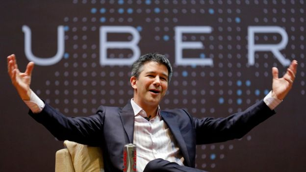 En este momento estás viendo El ex CEO de Uber, Travis Kalanick, descarga otros $ 171 millones en acciones mientras continúa su venta masiva