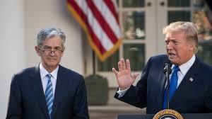 En este momento estás viendo Al reunirse con Powell de la Fed, Trump protestó contra las tasas de interés 'demasiado altas'