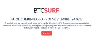 Lee más sobre el artículo BTC Surf Revision Mensual Nov 24%