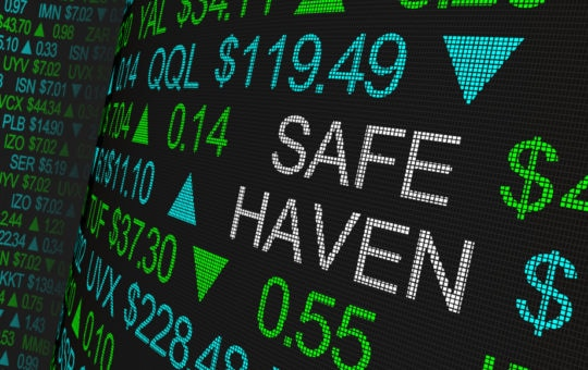 En este momento estás viendo Bitcoin como un refugio seguro? Las tensiones entre Estados Unidos e Irán reavivan el debate