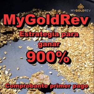 Lee más sobre el artículo MyGoldRev estrategia para sacar un 900%
