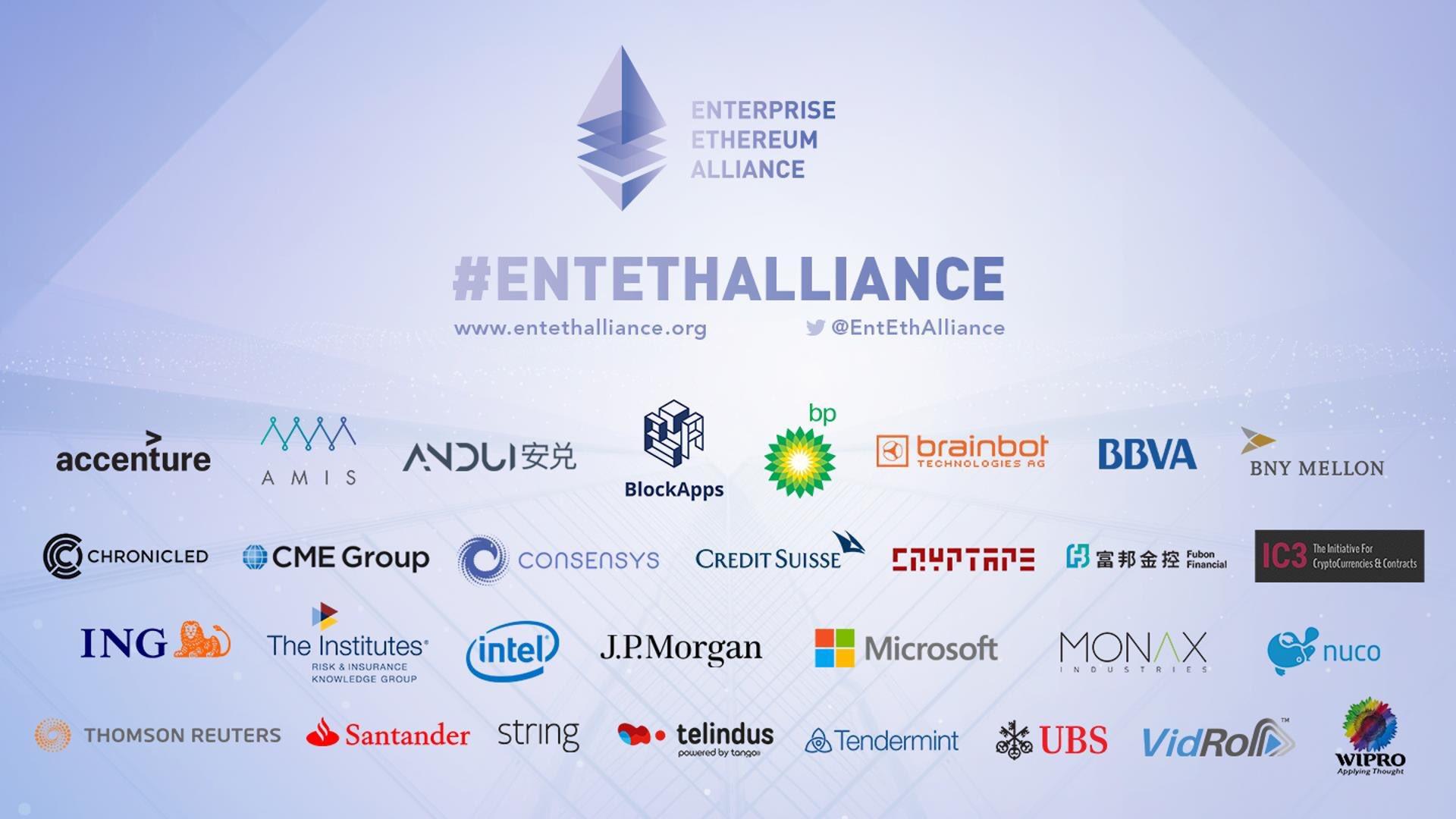 En este momento estás viendo Enterprise Ethereum Alliance lanza un campo de pruebas para la interoperabilidad de blockchain