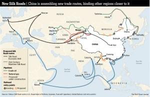 Lee más sobre el artículo La Nueva Ruta de la Seda, el gran plan estratégico de China