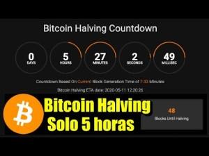 Lee más sobre el artículo WOW Halving en solo 5 horas y Mega GAP en los Futuros de Bitcoin
