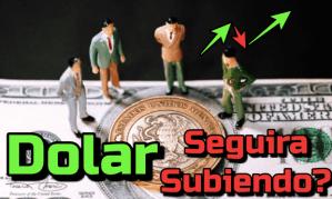 Lee más sobre el artículo Seguira subiendo el Dolar?? Proxima semana entre 22.2 –  23.4 pesos !!!