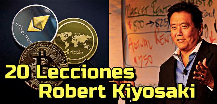 Lee más sobre el artículo 20 Lecciones de Robert Kiyosaki en mi caminar en el mundo Crypto (Padre rico/Padre pobre)