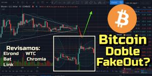 Lee más sobre el artículo Bitcoin sera un FakeOut la subida? Revisamos Elrond, BAT, Link, WTC y Chromia