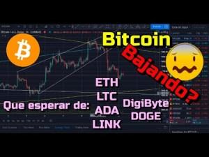 Lee más sobre el artículo Bitcoin bajando… que esperar de BTC, ETH, LTC, DOGECOIN, ADA y DigiByte?