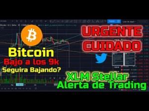 Lee más sobre el artículo **URGENTE CUIDADO** Scam en Twitter… Bitcoin bajo a los 9000 y Stellar XLM posible subida de 60%!!