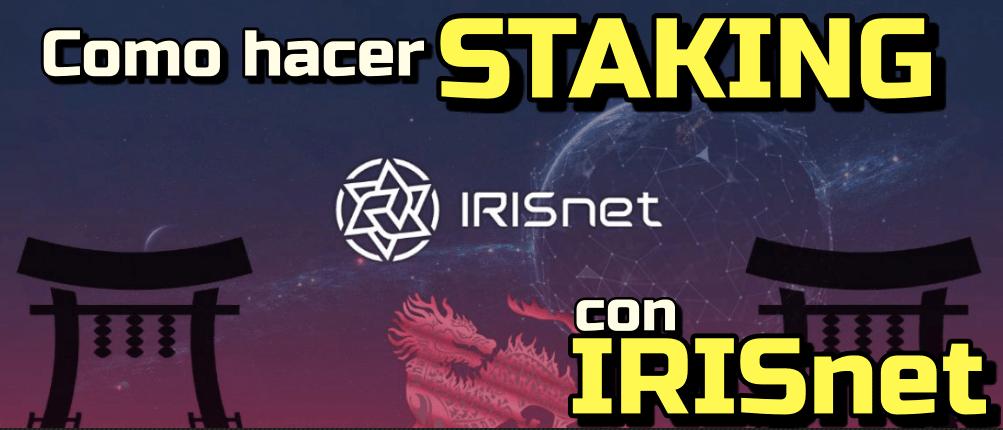 Lee más sobre el artículo Como hacer Staking de IRISNet !!!