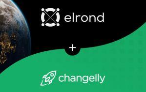 Lee más sobre el artículo Más de 2 millones de usuarios pronto tendrán acceso a eGLD con 48 monedas fiduciarias y swaps contra 160 criptomonedas a través de Changelly