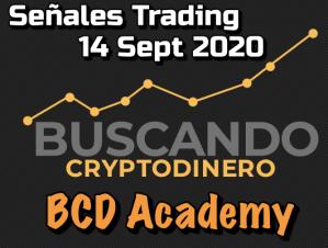 Lee más sobre el artículo Señales de Trading 09/14/2020