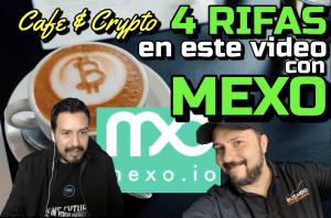 Lee más sobre el artículo Conoce a MEXO y todo lo que ofrece con Adrian Diaz!!  Y participa en 4 rifas: Cafe y Crypto !!!