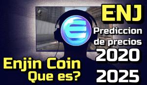 Lee más sobre el artículo Enjin Coin (ENJ) Que es?? Prediccion de precios 2020-2025… Me conviene Invertir?