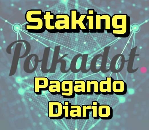 Lee más sobre el artículo Polkadot Staking pagando «DIARIO» estos son mis validadores!!!