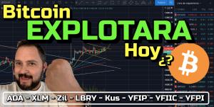 Lee más sobre el artículo Volatilidad HOY con Bitcoin + ADA, XLM, Zil, Lbry, Kus, YFIP, YFIIC, YFPI!