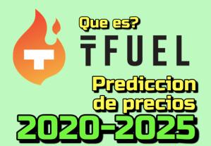 Lee más sobre el artículo Theta Fuel (Tfuel) Que es?? prediccion de precios 2020-2025… Me conviene invertir??