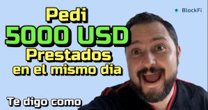 Lee más sobre el artículo Pedi 5000 usd en prestamo con BTC de colateral… Te digo como !!!