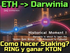 Lee más sobre el artículo ¡Momento histórico! Darwinia está a punto de abrir el «Puente Golden Gate» de Ethereum a Polkadot
