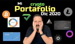 Lee más sobre el artículo Mi Portafolio Crypto en Diciembre 2020 !!!  Acariciando la meta de 2020!!!