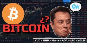 Lee más sobre el artículo Elon Musk comprara Bitcoin?? + YLD, The Graph, Maha DAO, ADA, LTC, eGLD !!