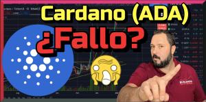 Lee más sobre el artículo CARDANO (ADA)….  ¿¿¿FALLO 💔💔😿???  ► Revisamos 15 Altcoins !!!