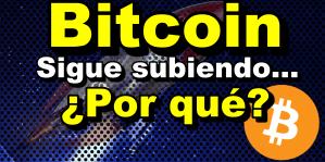 Lee más sobre el artículo ¿🔎 Porque BITCOIN no para de SUBIR 🚀?🌙🤑
