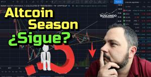 Lee más sobre el artículo SIGUE la Altcoin Season ¿? + 22 Altcoins y Rifa!!!