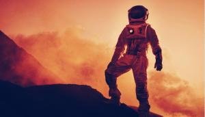 Lee más sobre el artículo Marscoin está en la luna: ha subido un 1000% después del grito de Elon Musk